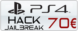 Jailbreak Hack Flash Crack Sony Playstation 4 7.02 paris