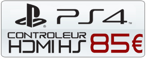 réparation playstation 4 ps4 paris hdmi probleme video